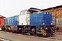 "Vossloh 1001146 - HGK ""DH 51"" 08.01.2003 - Moers, Vossloh Locomotives GmbH, Service-ZentrumAndreas Kabelitz"